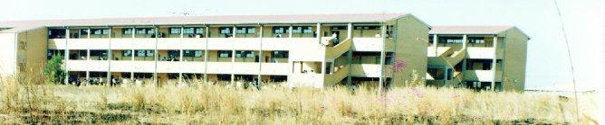 Thuto Lesedi Secondary School - Vosloorus near Johannesburg