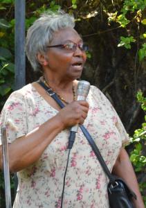 Chair Mmapula Tladi-Small gives annual address